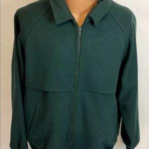 PENDLETON Vintage Jacket Full Zip Lined Size LG